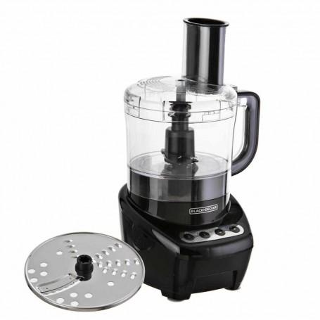 Procesador de alimentos de 8 tazas 450W Black & Decker