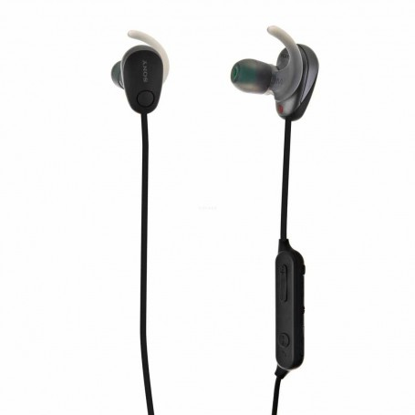 Sony Audífonos BT / NFC resistentes a salpicaduras WI-SP600N