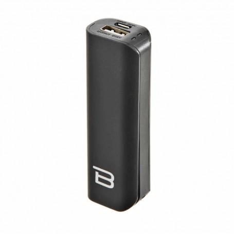 Banco de energía 2000mAh con cable micro USB Bytech