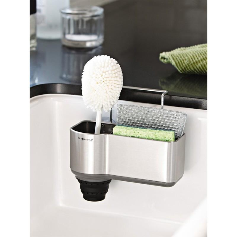 Porta esponja y cepillo de cocina Simplehuman