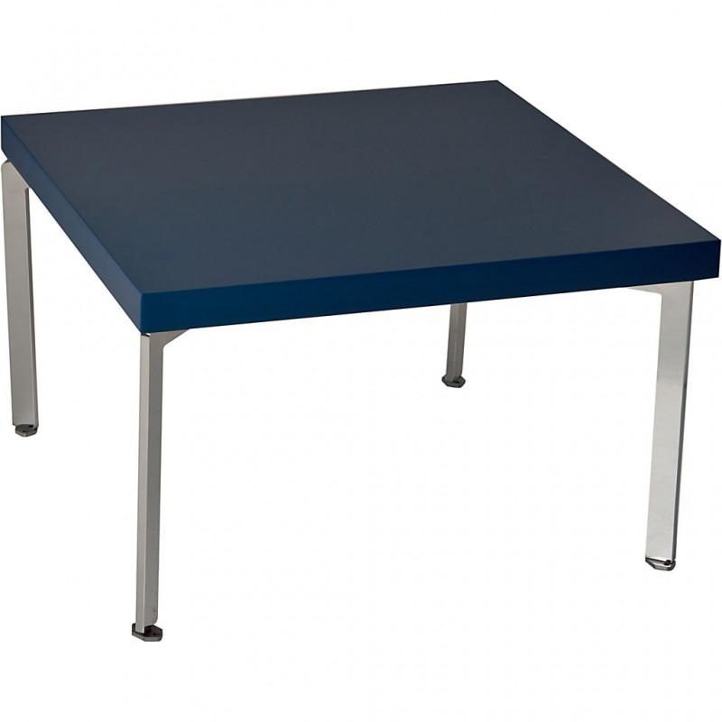 Mesa de centro madera/hierro