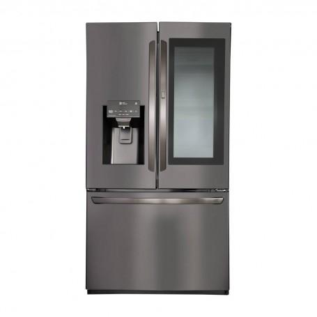 LG Refrigerador F/D con dispensador Instant View 793L LM78SXT