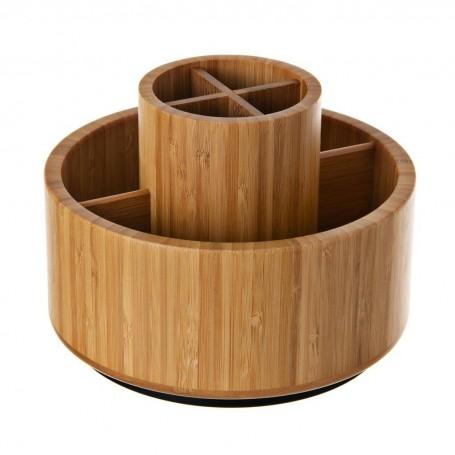 Organizador giratorio Bamboo Ginsey