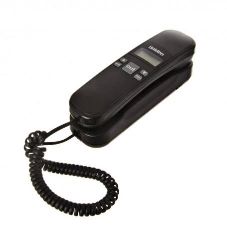 Teléfono alámbrico con Identificador / Redial / Flash Uniden