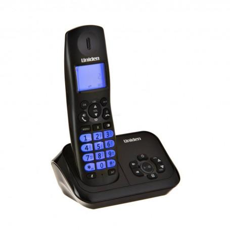 Teléfono inalámbrico DECT 6.0 con identificador Uniden