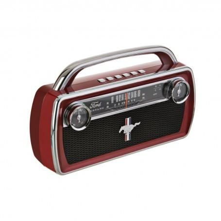 Parlante portátil Mustang Bluetooth / Radio AM / FM Ion