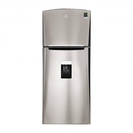 Indurama Refrigerador Inverter con dispensador 370L RI-480 Quarzo CR Front