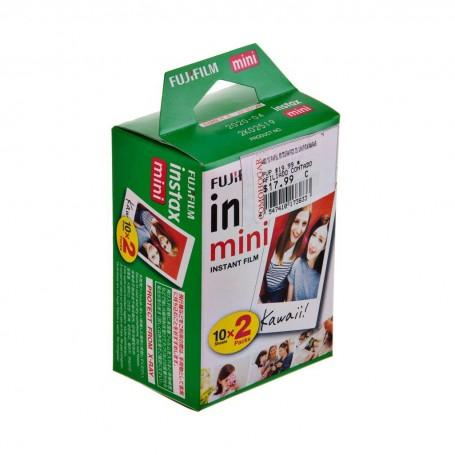 Papel fotográfico para cámaras Instax Fuji Fujifilm