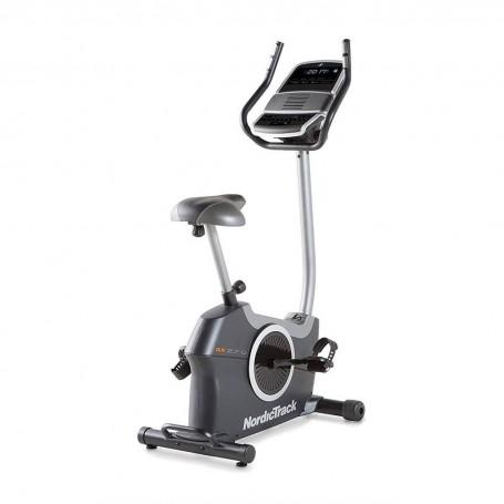 Bicicleta estática 20 niveles de resistencia magnética con pantalla LCD Nordictrack GX 2.7U