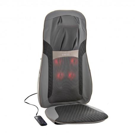 Masajeador para espalda, cuello y hombros con calor y control remoto Elite II MCS-845HJ Homedics