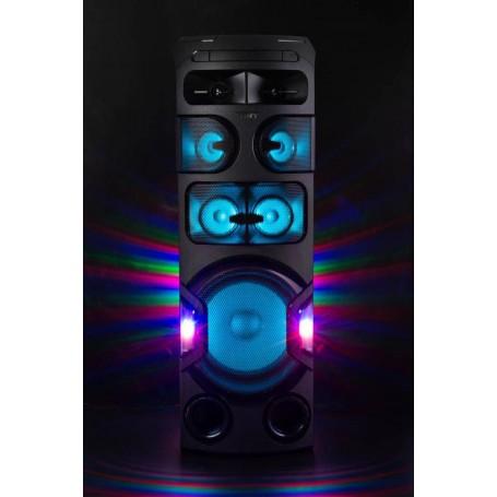 Sony Parlante para fiesta BT / NFC / USB / HDMI / DVD / Party Light 1440W MHC-V82D