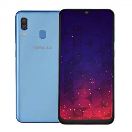 """Samsung Galaxy A30 CH28580 3GB / 32GB Android 9 6.4"""" Azul"""