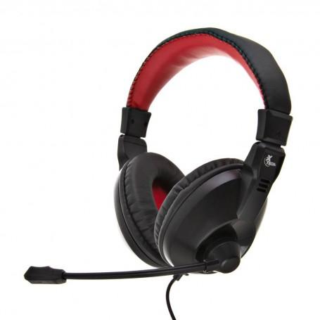 Audífonos alámbricos gaming XTH500 Xtech