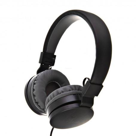 Audífonos alámbricos con micrófono XTH340 Xtech