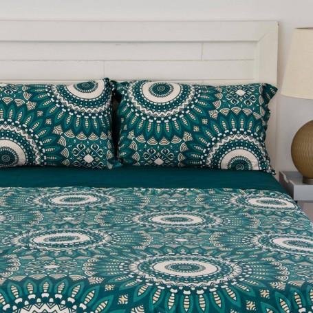 Juego de sábanas Marroquí Círculos Mihos