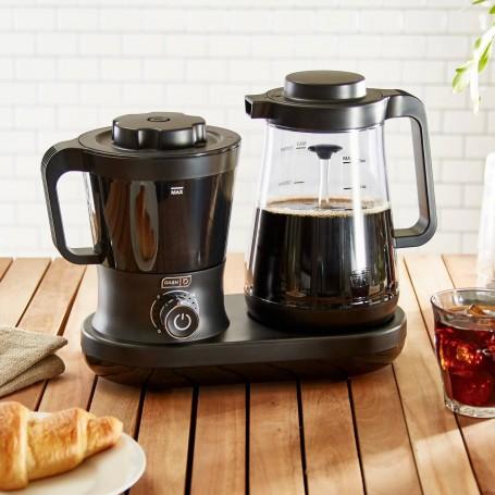 Cafetera para café frío 1.5L DCBCM550BK Dash