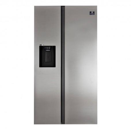 Samsung Refrigerador Inverter S/S con dispensador 22' 660L RS65R5411M9/ED