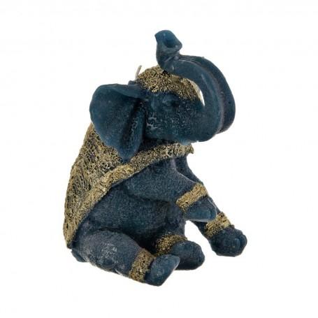 Vela Elefante Metalizado