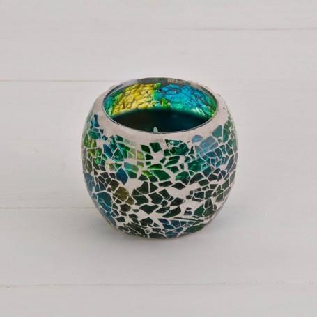 Vela aromática Mosaico