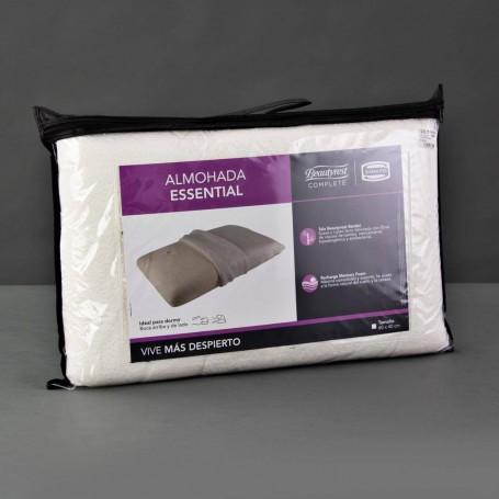 Almohada Memory Foam Beautyrest Essential Simmons