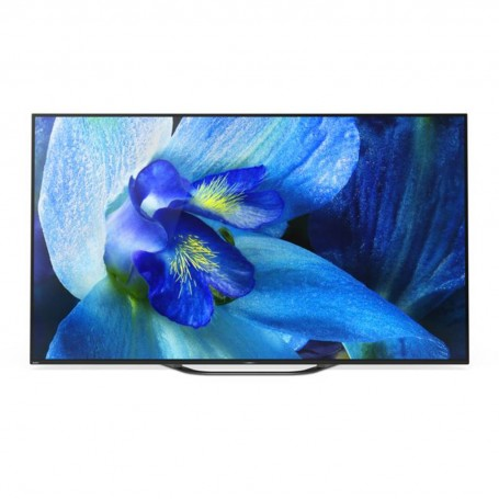 "Sony TV OLED digital ISDBT-T 4K Android HDR / 4 HDMI / 3 USB 65"" XBR-65A8G"