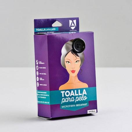 Toalla de microfibra para cabello Armatura