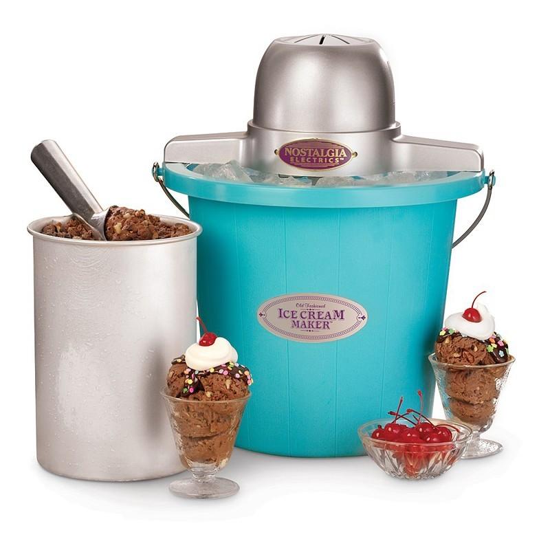 Máquina para helados Nostalgia