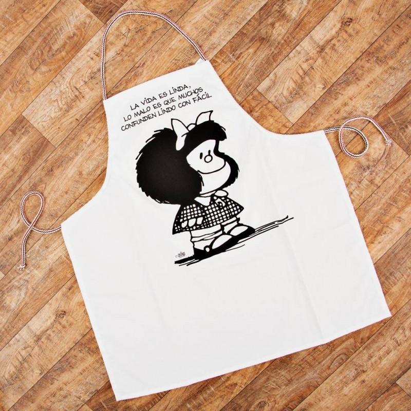 Delantal Mafalda