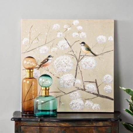 Cuadro Pájaros Rama