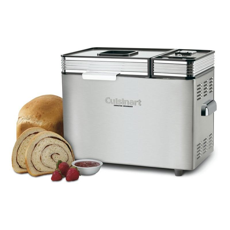 Máquina para hacer pan de convección Cuisinart