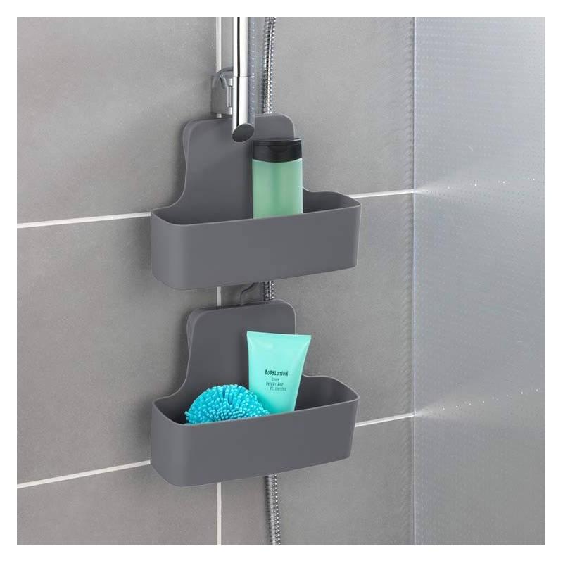 Organizador para ducha apilable Barcelona Wenko
