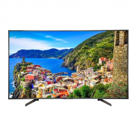 Sony TV LED digital ISDB-T Smart UHD 4K XBR-X805G