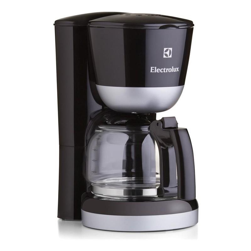 Cafetera 12 tazas Electrolux Negro