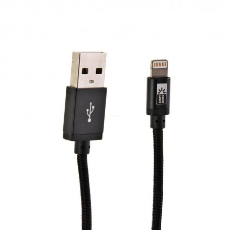 Cable trenzado Lightning Case Logic