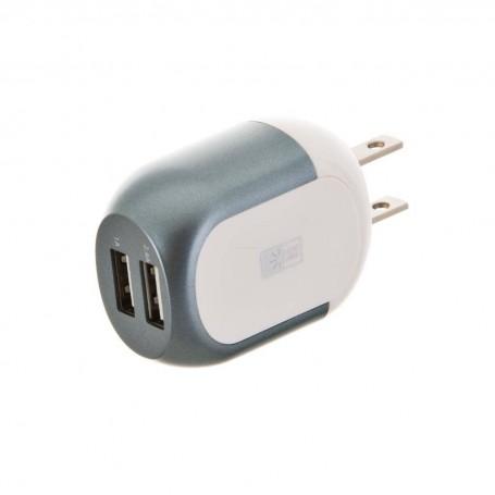 Cargador para pared con 2 puertos USB Case Logic