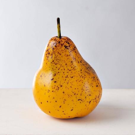 Pera Jaspeada Amarilla