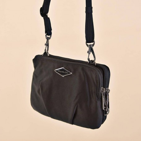 Bolso antirrobo doble cierre Travelon