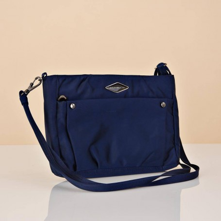 Bolso antirrobo Azul Travelon