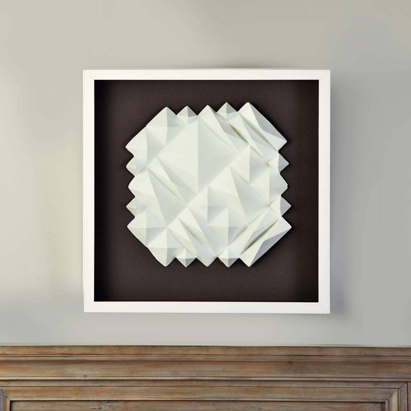 Cuadro Aplique Pirámides Irregulares