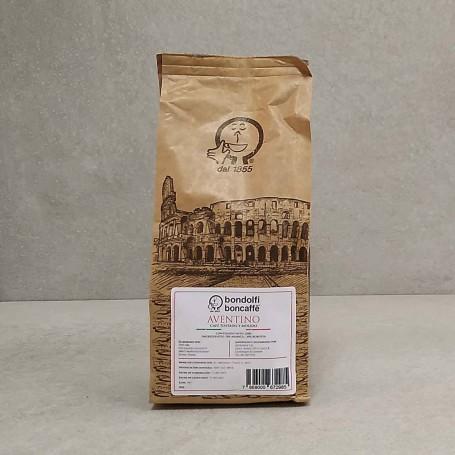 Café tostado y molido Aventino Bondolfi Boncaffe