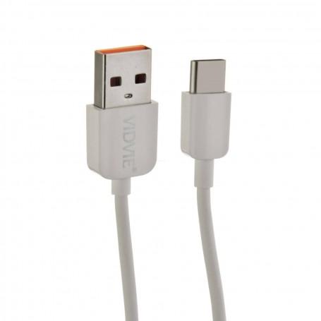 Cable Tipo-C CB412 VIDVIE
