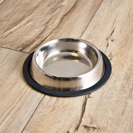 Plato para mascota con borde antideslizante 8 onzas Haus