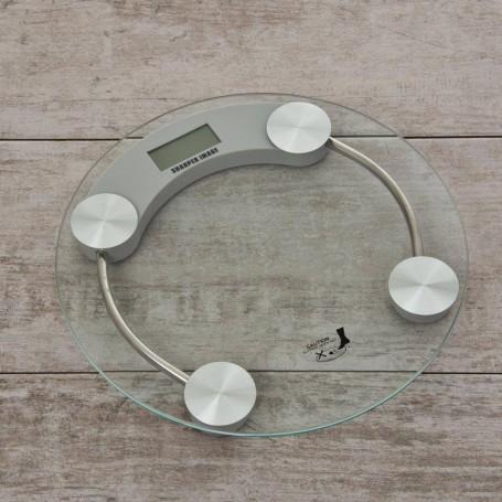 Balanza digital para baño con 4 sensores Ginsey