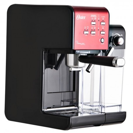 Cafetera automática Espresso / Capuchino / Late 19 bares 1170W BVSTEM6701 Oster