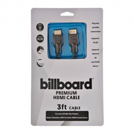 Cable HDMI 4K Billboard