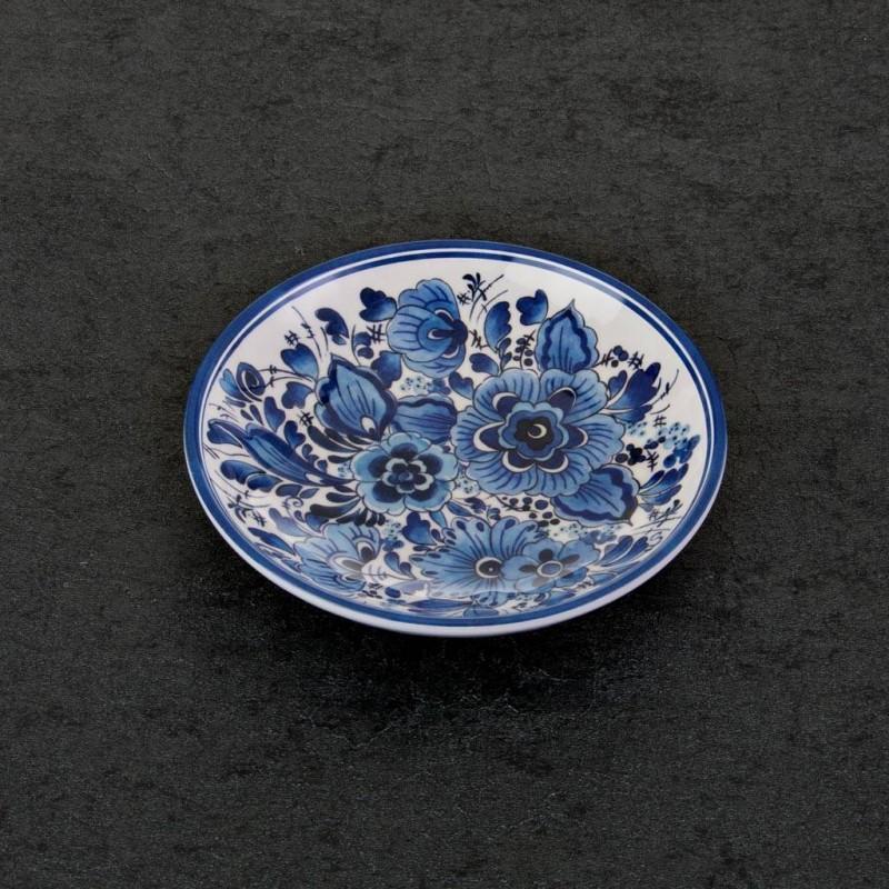 Plato hondo Flores Azules Haus