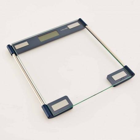 Balanza digital para baño 4 sensores / Autoencendido Azul / Clear Camry