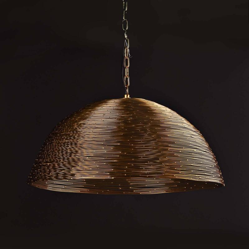 Lámpara colgante Weave Haus