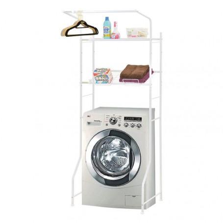 Organizador para lavandería 2 niveles Novo
