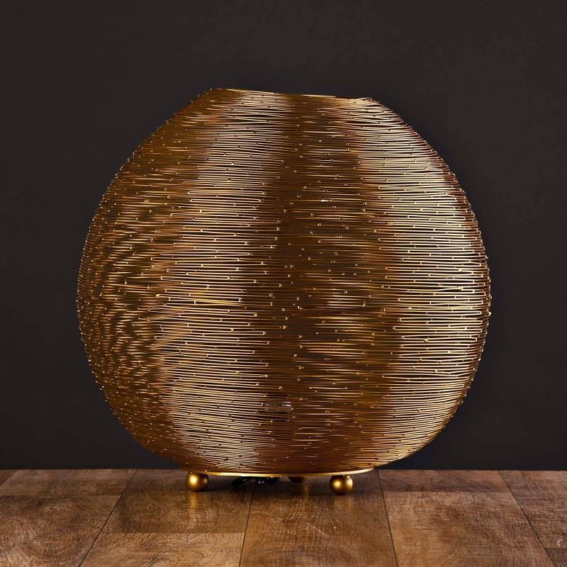 Lámpara de mesa Weave Haus